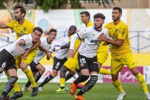 El VCF Mestalla cae con polémica en Los Arcos