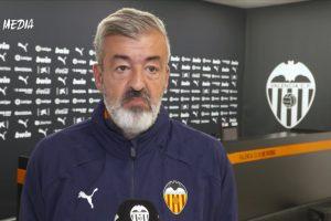 """Óscar Fernández: """"Los resultados no llegan, pero el equipo no va a bajar los brazos"""""""