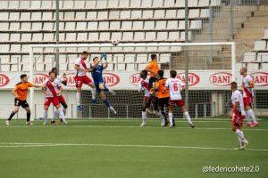 El VCF Mestalla cierra la temporada con un insípido empate