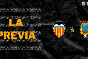 El VCF Mestalla quiere confirmar su buena racha ante el CD Olímpic de Xàtiva