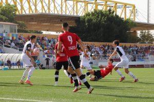 El VCF Mestalla se queda con ganas de más frente al FC Jove Español