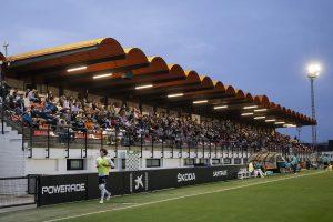 El VCF Mestalla se va 'de gira' por culpa del césped del Puchades